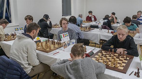 Uppsala Young Champions Flyttas Till Upplands Vasby Sveriges Schackforbund